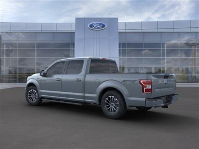 2020 Ford F-150 SuperCrew Cab 4x4, Pickup #E9646 - photo 2