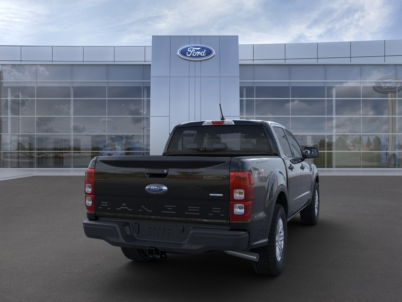 2020 Ford Ranger SuperCrew Cab 4x4, Pickup #E9670 - photo 8