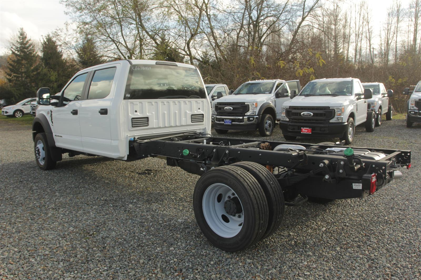 2019 Ford F-450 Crew Cab DRW 4x4, Cab Chassis #E9691 - photo 1