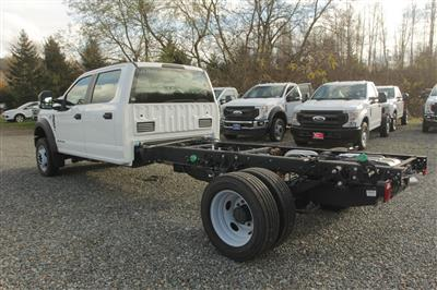 2019 Ford F-450 Crew Cab DRW 4x4, Cab Chassis #E9693 - photo 2