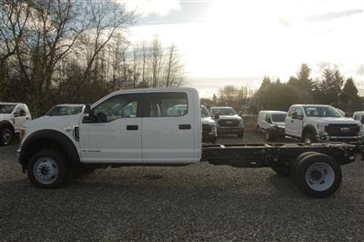 2019 Ford F-450 Crew Cab DRW 4x4, Cab Chassis #E9693 - photo 8