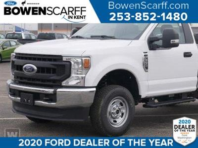 2020 Ford F-350 Regular Cab DRW 4x2, The Fab Shop Landscape Dump #E9698 - photo 1