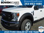 2020 Ford F-550 Crew Cab DRW 4x4, Cab Chassis #E9721 - photo 1