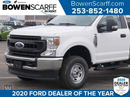 2020 Ford F-350 Regular Cab 4x2, Cab Chassis #E9727 - photo 1
