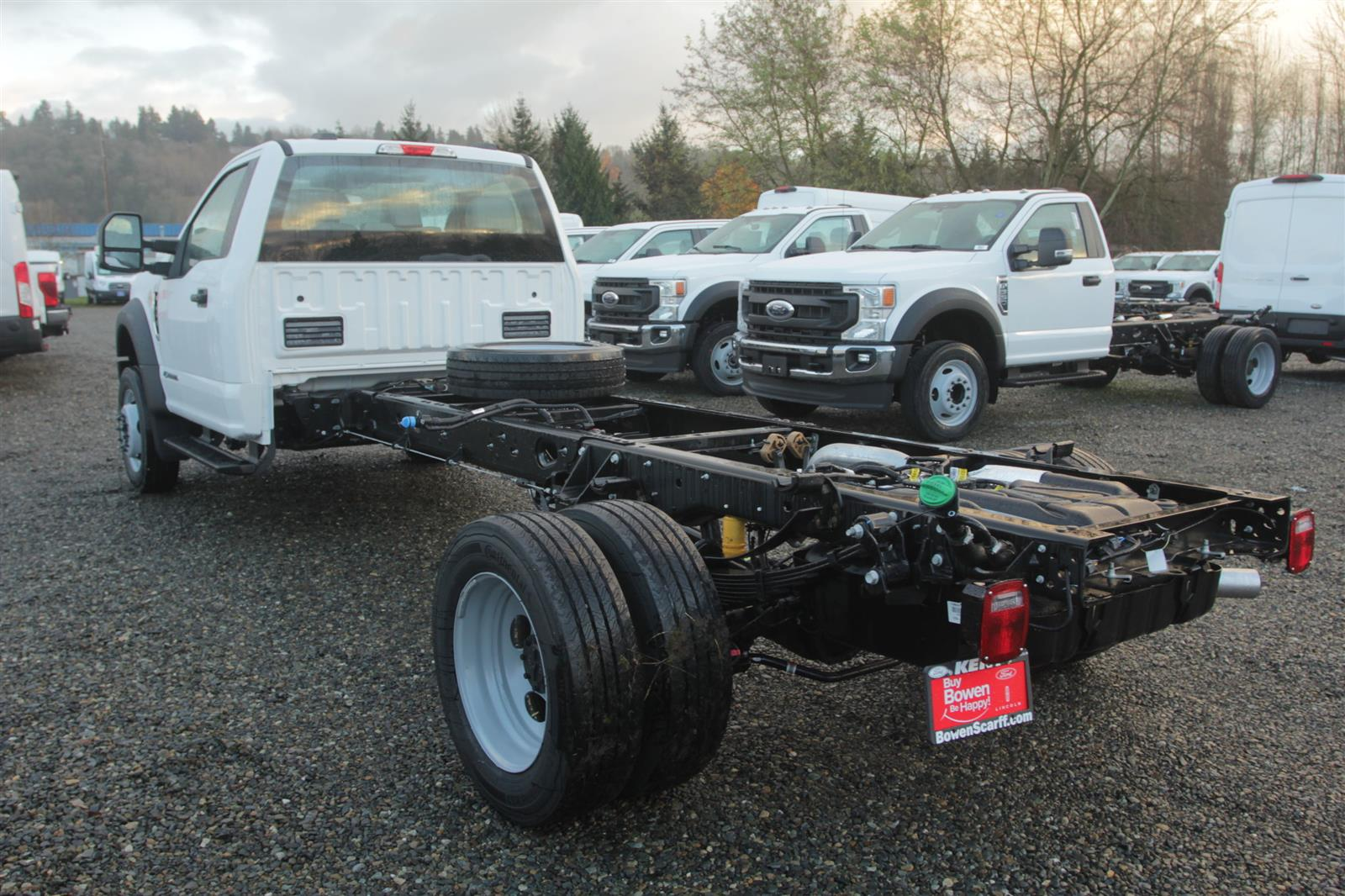 2020 Ford F-450 Regular Cab DRW 4x2, Cab Chassis #E9741 - photo 1