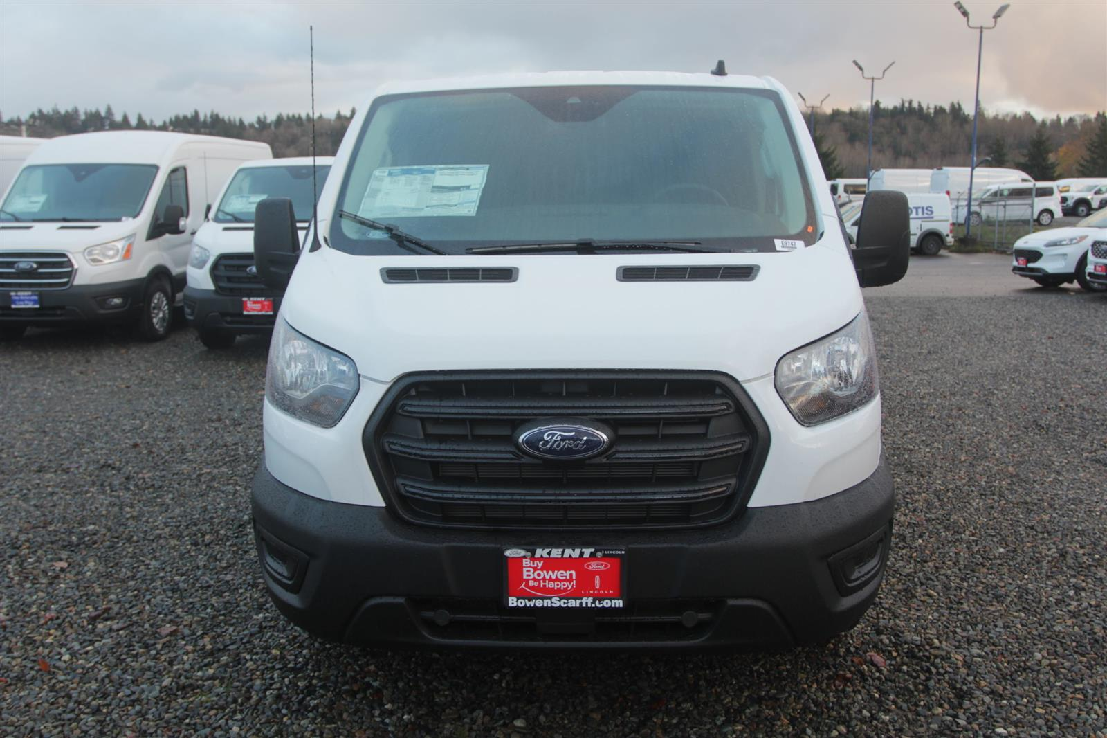 2020 Ford Transit 250 Low Roof 4x2, Empty Cargo Van #E9747 - photo 3