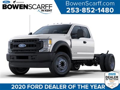 2020 Ford F-550 Super Cab DRW 4x4, Cab Chassis #E9758 - photo 1