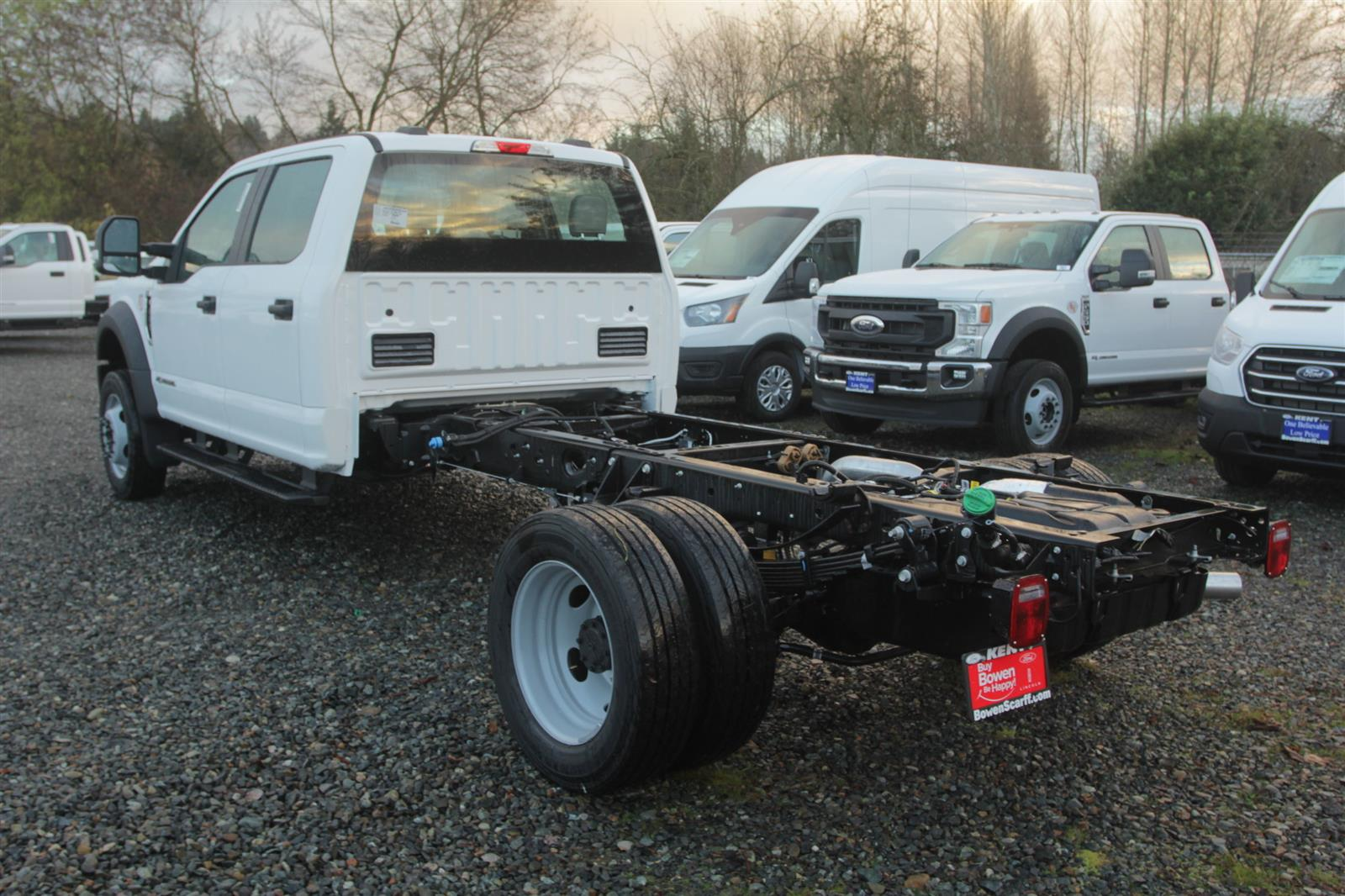 2020 Ford F-550 Crew Cab DRW 4x4, Cab Chassis #E9764 - photo 1