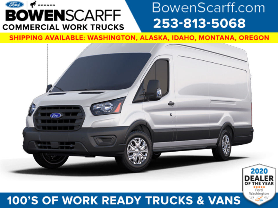 2020 Ford Transit 250 High Roof 4x2, Empty Cargo Van #E9773 - photo 1
