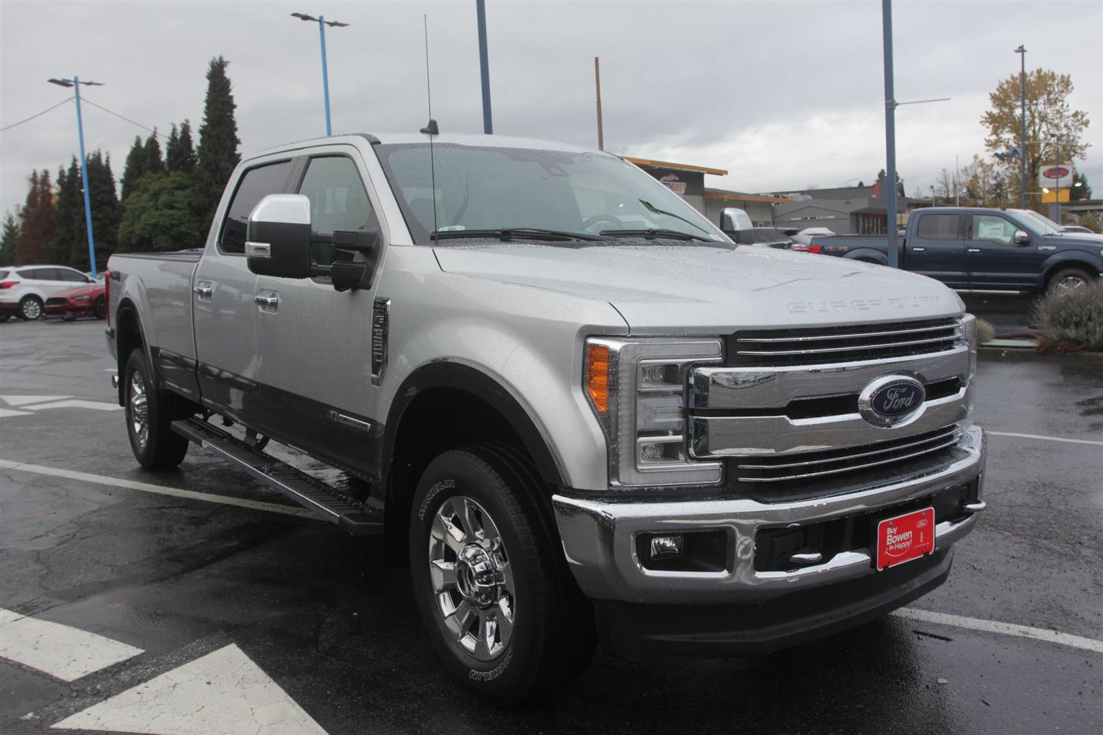 2019 Ford F-350 Crew Cab 4x4, Pickup #E9781A - photo 4