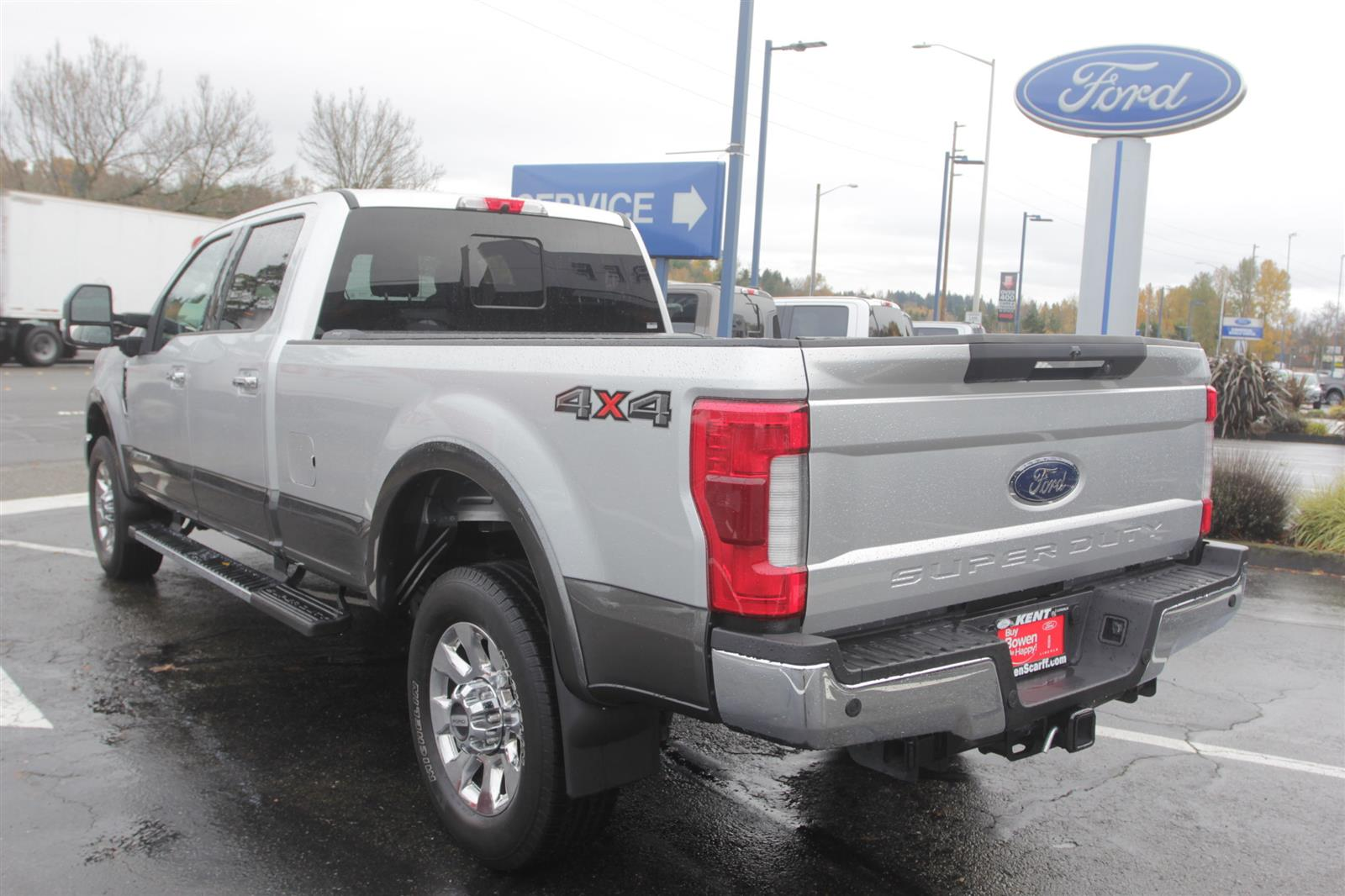 2019 Ford F-350 Crew Cab 4x4, Pickup #E9781A - photo 2