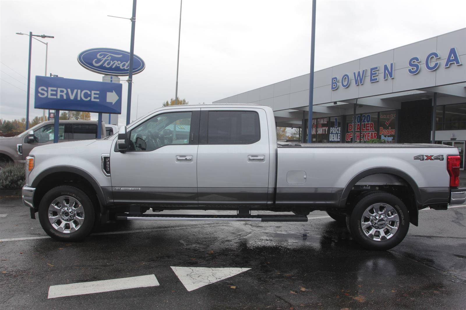 2019 Ford F-350 Crew Cab 4x4, Pickup #E9781A - photo 8