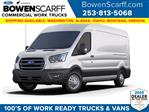 2020 Ford Transit 350 Med Roof 4x2, Empty Cargo Van #E9841 - photo 1