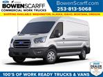 2020 Ford Transit 250 Med Roof 4x2, Empty Cargo Van #E9858 - photo 1