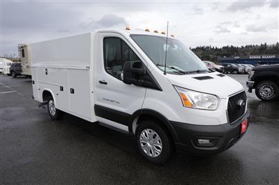 2020 Ford Transit 350 4x2, Knapheide KUV Service Utility Van #E9869 - photo 4