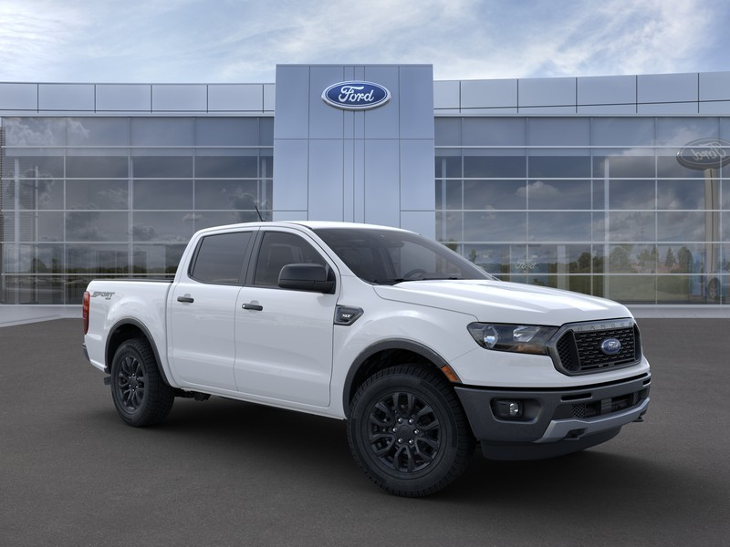 2020 Ford Ranger SuperCrew Cab 4x4, Pickup #E9930 - photo 7