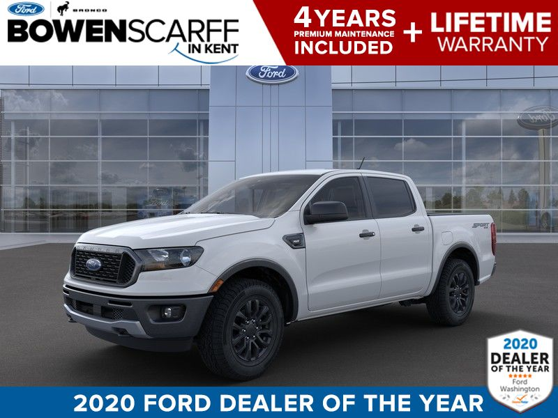 2020 Ford Ranger SuperCrew Cab 4x4, Pickup #E9930 - photo 1