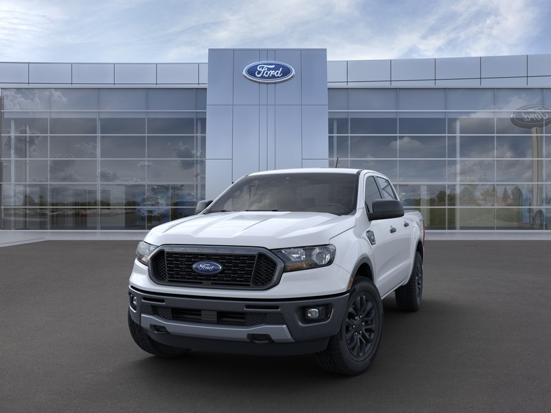2020 Ford Ranger SuperCrew Cab 4x4, Pickup #E9930 - photo 3