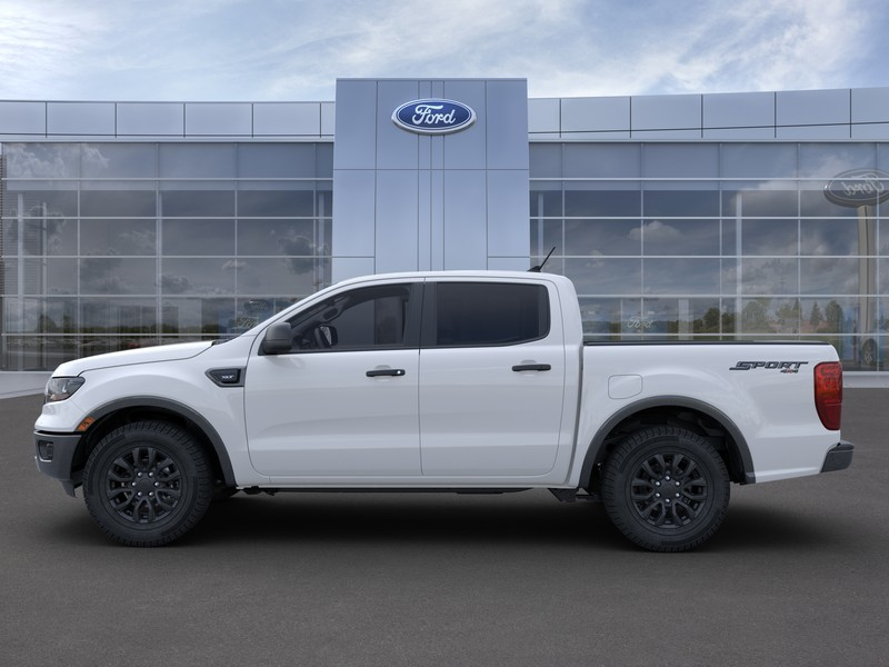2020 Ford Ranger SuperCrew Cab 4x4, Pickup #E9930 - photo 4