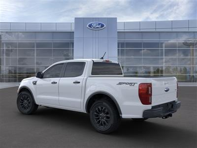 2020 Ford Ranger SuperCrew Cab 4x4, Pickup #E9930 - photo 2