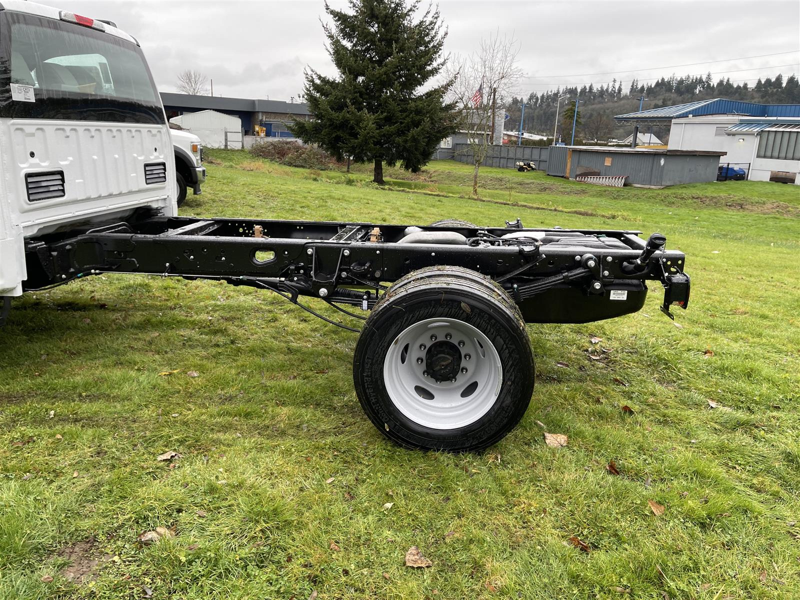 2021 Ford F-550 Regular Cab DRW 4x4, Cab Chassis #E9945 - photo 1