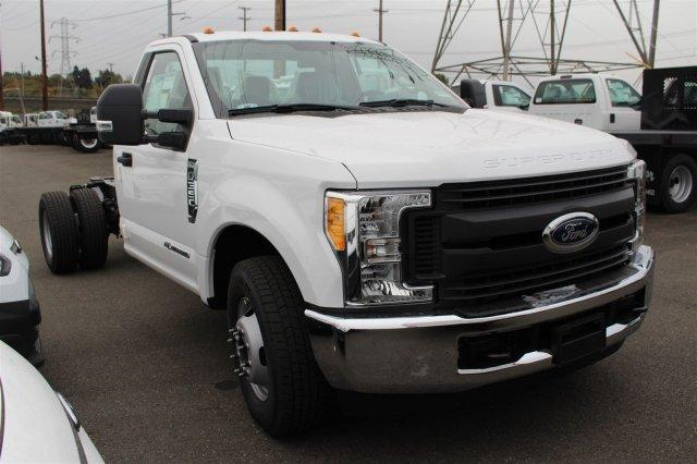2017 F-350 Regular Cab DRW 4x2,  Cab Chassis #H40450 - photo 6