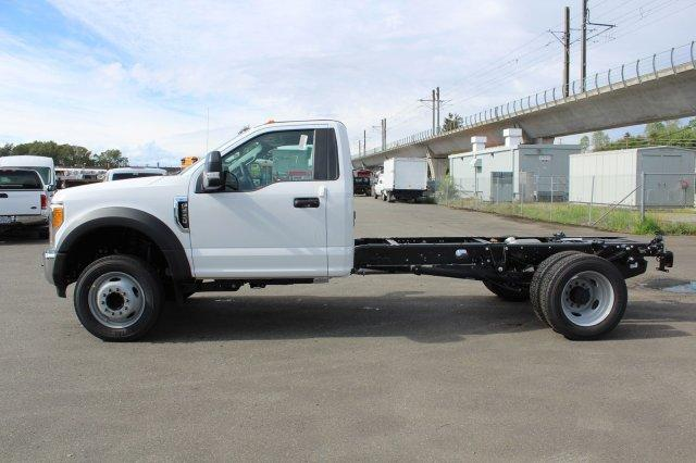 2017 F-550 Regular Cab DRW 4x2,  Cab Chassis #H41698 - photo 4
