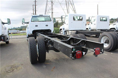 2017 F-650 Regular Cab DRW 4x2,  Cab Chassis #H41867 - photo 2