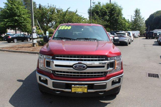 2018 F-150 SuperCrew Cab 4x4,  Pickup #J42012 - photo 3