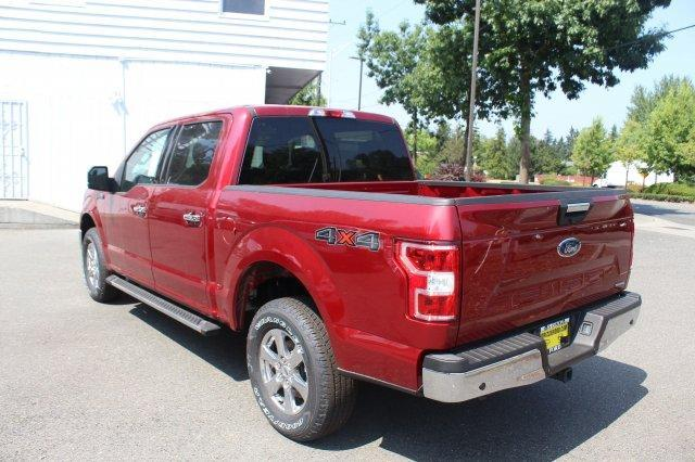2018 F-150 SuperCrew Cab 4x4,  Pickup #J42012 - photo 2