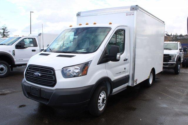 2018 Transit 350 HD DRW 4x2,  Supreme Cutaway Van #J42333 - photo 1