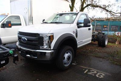 2019 F-450 Regular Cab DRW 4x2,  Cab Chassis #K42337 - photo 1