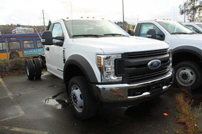 2019 F-550 Regular Cab DRW 4x2,  Cab Chassis #K42344 - photo 1