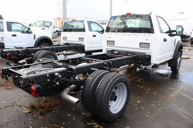 2019 F-550 Regular Cab DRW 4x2,  Cab Chassis #K42347 - photo 1