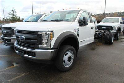 2019 F-550 Regular Cab DRW 4x2,  Cab Chassis #K42351 - photo 1