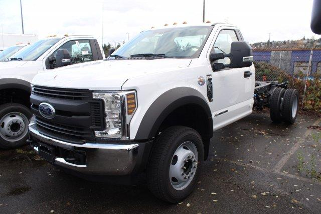 2019 F-550 Regular Cab DRW 4x2,  Cab Chassis #K42356 - photo 1