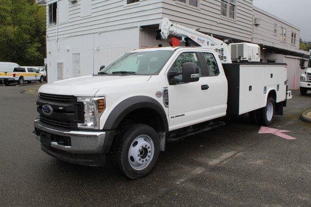 2019 F-550 Super Cab DRW 4x4,  Knapheide Crane Body #K60754 - photo 1