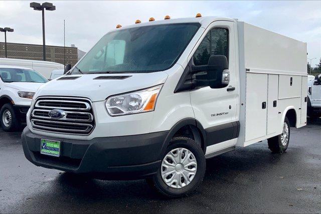 2019 Ford Transit 350 4x2, Knapheide Service Utility Van #L19518 - photo 1