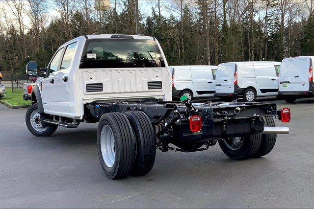 2020 Ford F-550 Crew Cab DRW 4x4, Cab Chassis #L20618 - photo 1