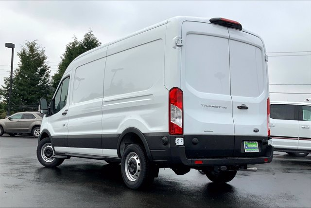2020 Ford Transit 250 Med Roof 4x2, Empty Cargo Van #L20769 - photo 1