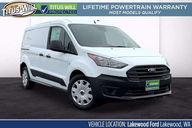 2021 Ford Transit Connect FWD, Empty Cargo Van #L21013 - photo 1