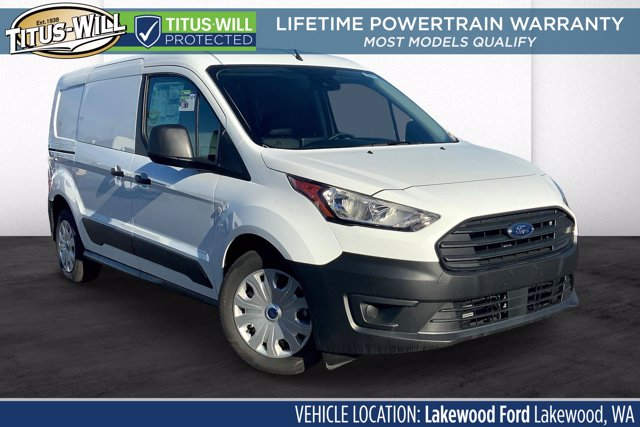 2021 Ford Transit Connect FWD, Empty Cargo Van #L21027 - photo 1