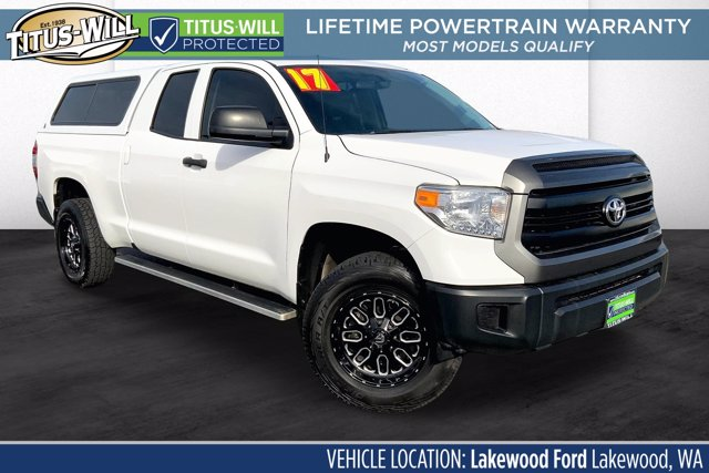 2017 Toyota Tundra Extended Cab 4x4, Pickup #LL6835A - photo 1