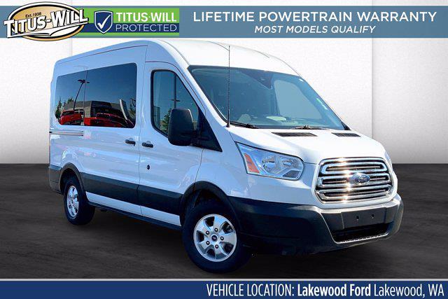 2019 Ford Transit 150 Medium Roof 4x2, Passenger Wagon #LL7466 - photo 1