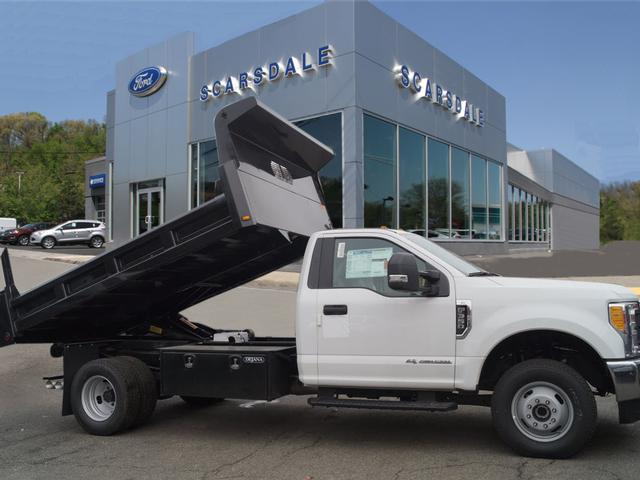 2017 F-350 Regular Cab DRW 4x4,  Rugby Dump Body #T17762 - photo 3