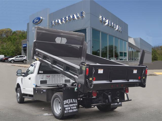 2017 F-350 Regular Cab DRW 4x4,  Rugby Dump Body #T17762 - photo 2