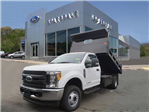 2017 F-350 Regular Cab DRW 4x4,  Rugby Dump Body #T17762 - photo 1