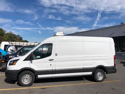 2018 Transit 250 Med Roof 4x2,  Thermo King Refrigerated Body #T180150 - photo 1