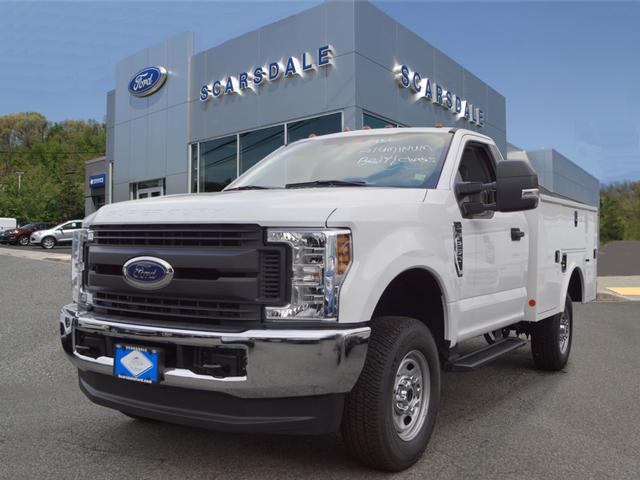 2018 F-250 Regular Cab 4x4,  Knapheide Aluminum Service Body #T18873 - photo 1