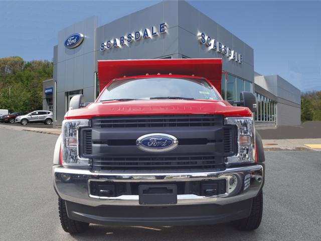 2018 F-550 Regular Cab DRW 4x4,  Rugby Eliminator LP Steel Dump Body #T18953 - photo 3